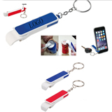 Phone holder with key holder Opener