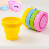 Popular Silicone Folding Cup