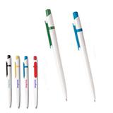 Retractable Plastic Pen
