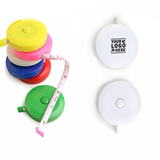 Round Tape Measure With Lock