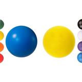 Round stress ball/ stress reliever