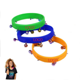 Silicone Bracelet With Bell