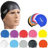 Silicone Swim Cap For Adult