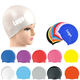 Silicone Swim Cap For Children