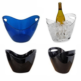 Small oval Ice Bucket