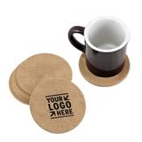 Soft Cork Coaster