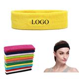 Sport Elastic Headband
