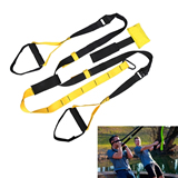 Suspension Fitness Strap System Set