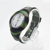 Toy Quartz Silicone Watch
