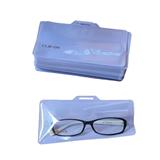 Transparent Plastic Glasses Bag/Pouch