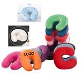 U-Shape Memory Foam Travel Pillow