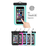 Waterproof Phone Pouch with Touch Function