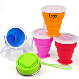Wonderful Silicone Folding Cup